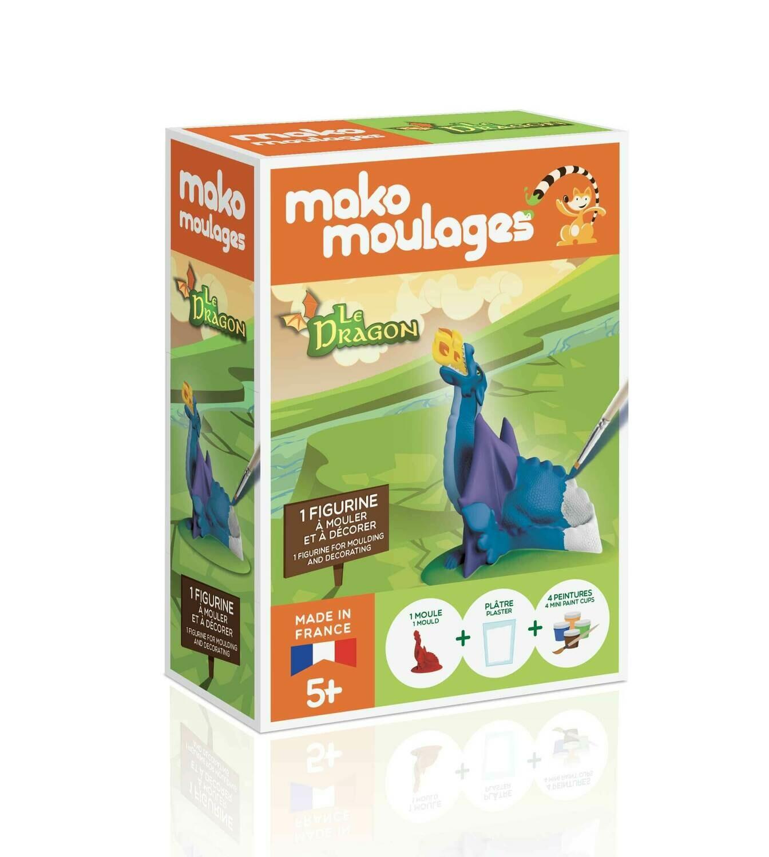 Mako moulages - Le Dragon - Etui unitaire