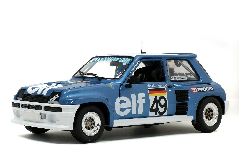 Renault 5 Turbo – European Cup – 1981 – W. Röhlr #49 - 1/18