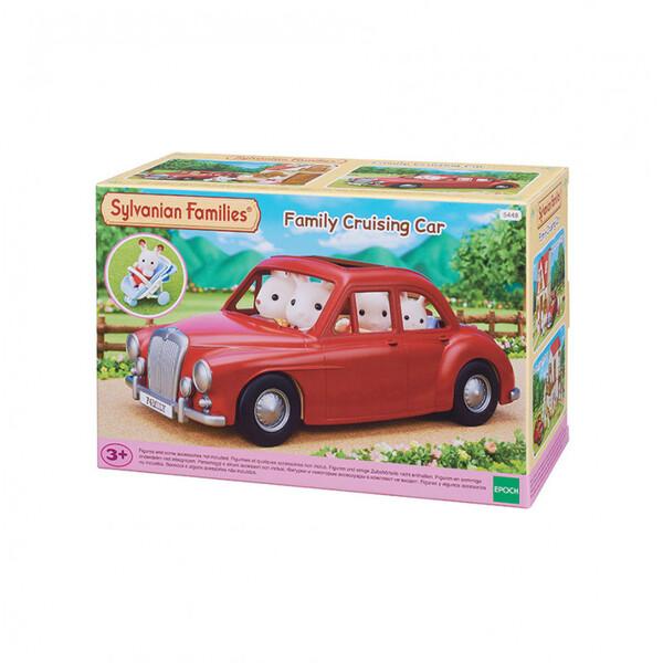 Sylvanian Families - La voiture rouge