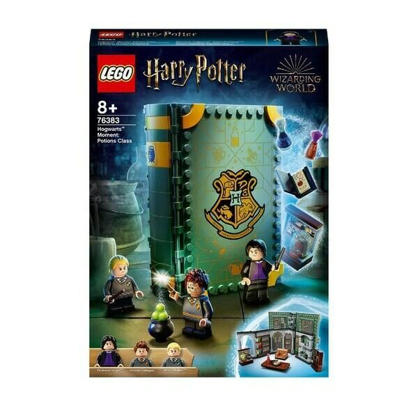 LEGO® Harry Potter - Poudlard : Le cours de potions