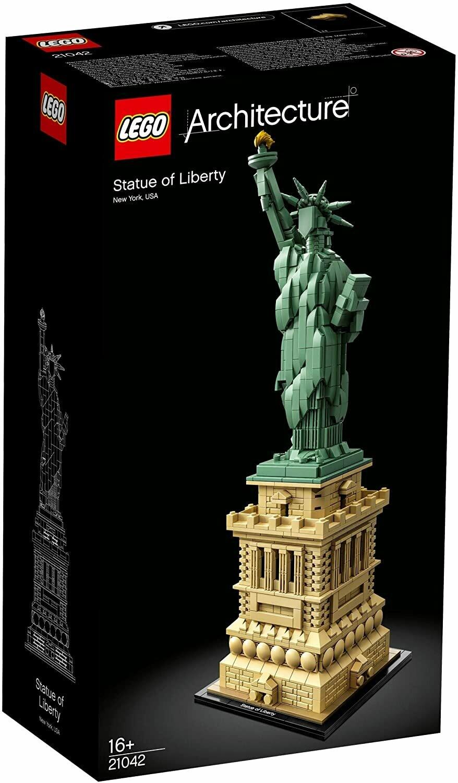 LEGO® Architecture La Statue de la Liberté