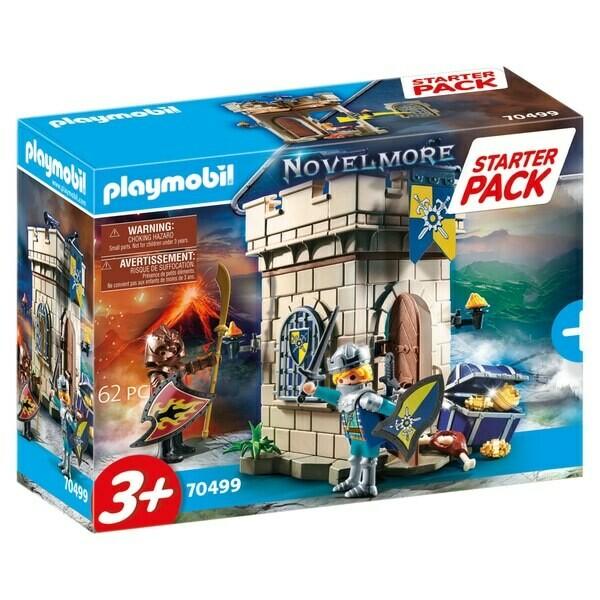 Playmobil Novelmore - Starter Pack Donjon