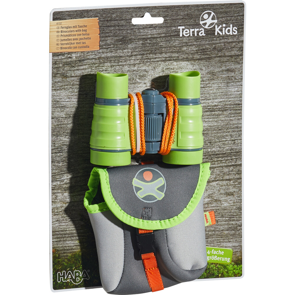 Terra Kids Jumelles avec pochette