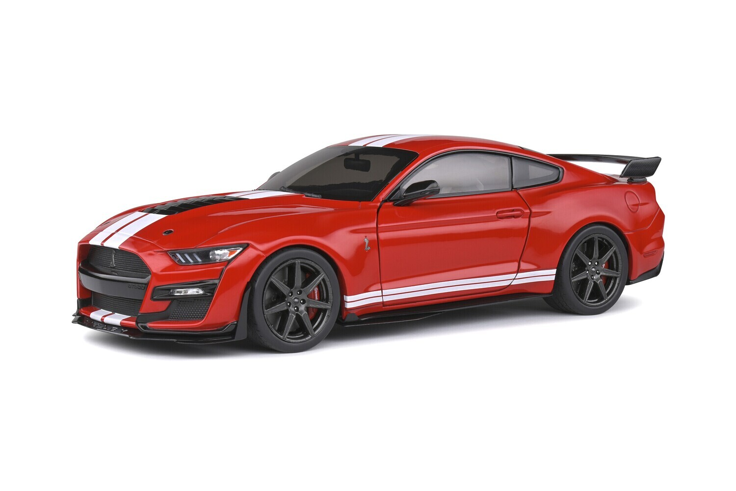 Ford Mustang GT500 Fast Track – Racing Red – 2020 - 1/18