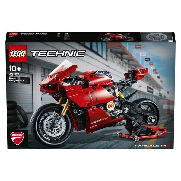 LEGO® Technic - Ducati Panigale V4 R