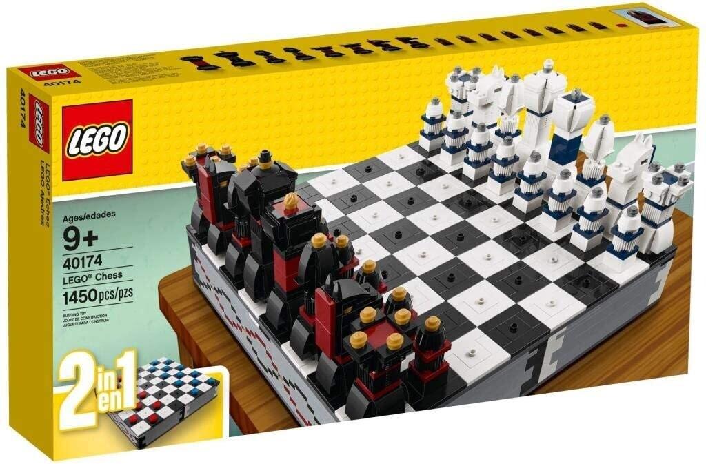Jeu d'échecs LEGO®
