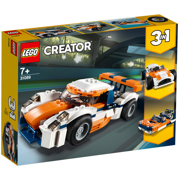 LEGO® Creator La voiture de course