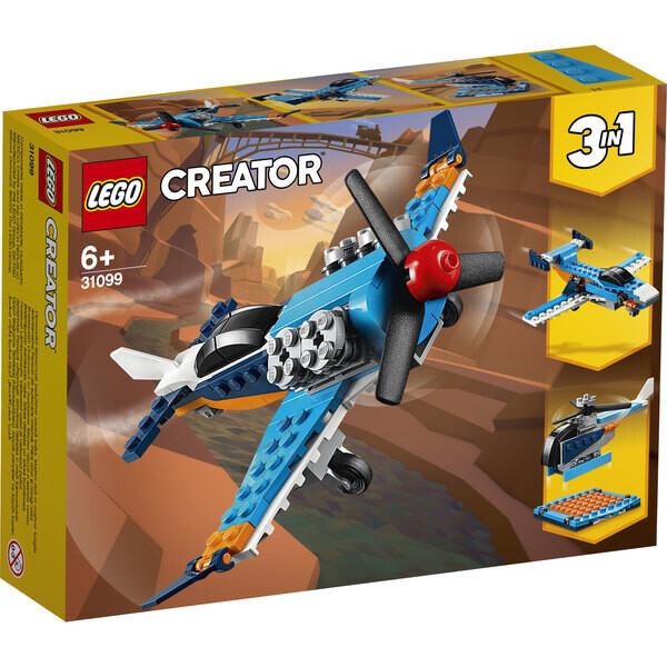 LEGO® Creator l'avion à hélice