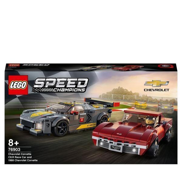 LEGO® Speed Champions - Ensemble Chevrolet Corvette