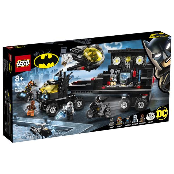 LEGO® DC Comics Super Heroes - La base mobile de Batman