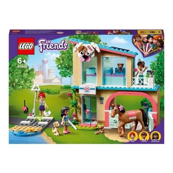 LEGO® Friends - La clinique vétérinaire de Heartlake City
