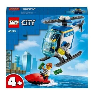 LEGO® City - L'hélicoptère de la police
