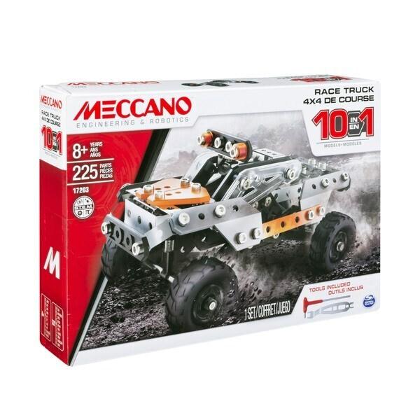 Meccano - 4x4 SUV 10 modèles