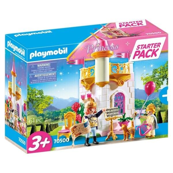 Playmobil Princess - Starter Pack Tourelle royale