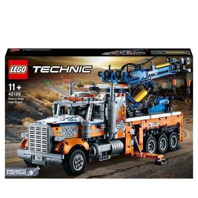 LEGO® Technic - Le camion de remorquage lourd