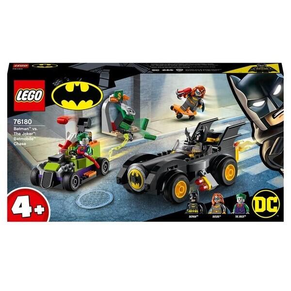 LEGO® DC Comics Super Heroes - Batman™ contre le Joker™