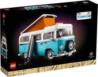 LEGO® Creator Expert Le camping-car Volkswagen T2