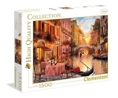 CLEMENTONI - Venezia - 1500 pièces - High Quality Collection