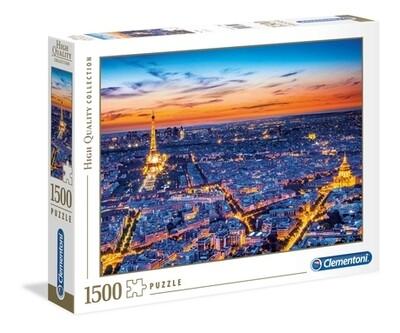 CLEMENTONI - Paris View - 1500 pièces - High Quality Collection
