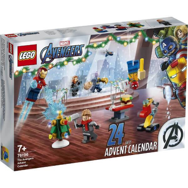 LEGO® Marvel Le calendrier de l'Avent des Avengers