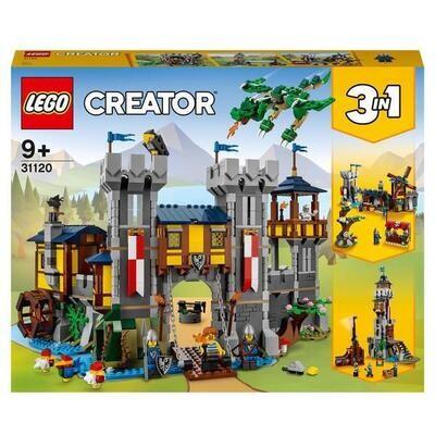 LEGO® Creator - Le château médiéval