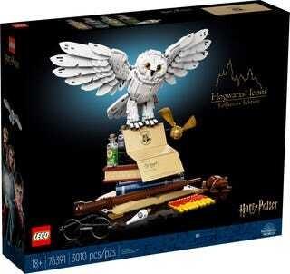 LEGO® Harry Potter - Icônes de Poudlard - Édition Collector