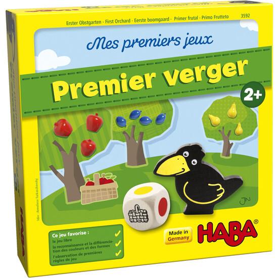 HABA - Mes premiers jeux – Mon premier verger