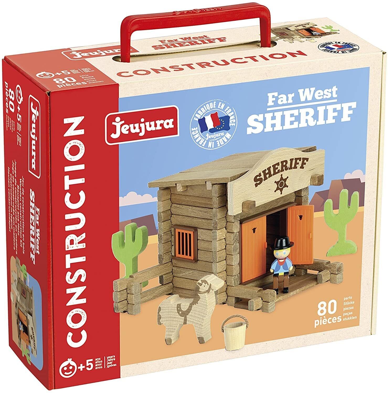 JEUJURA - Far West - Sherif