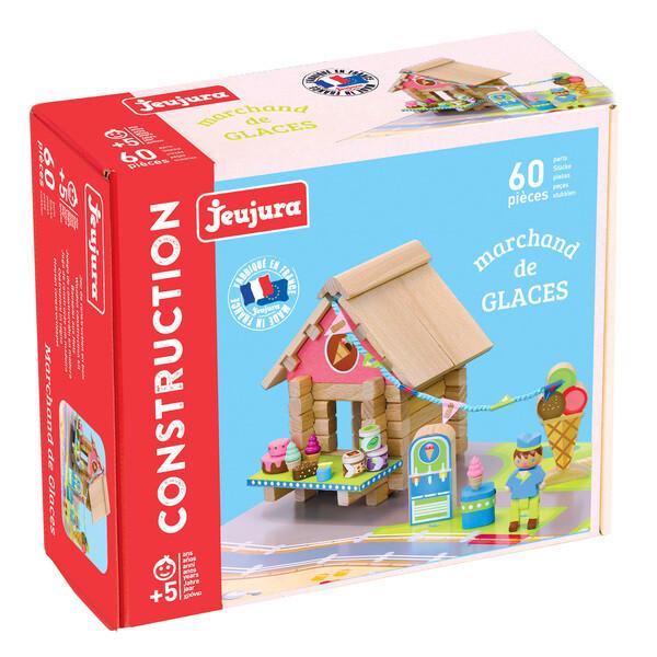 JEUJURA - Le marchand de glaces