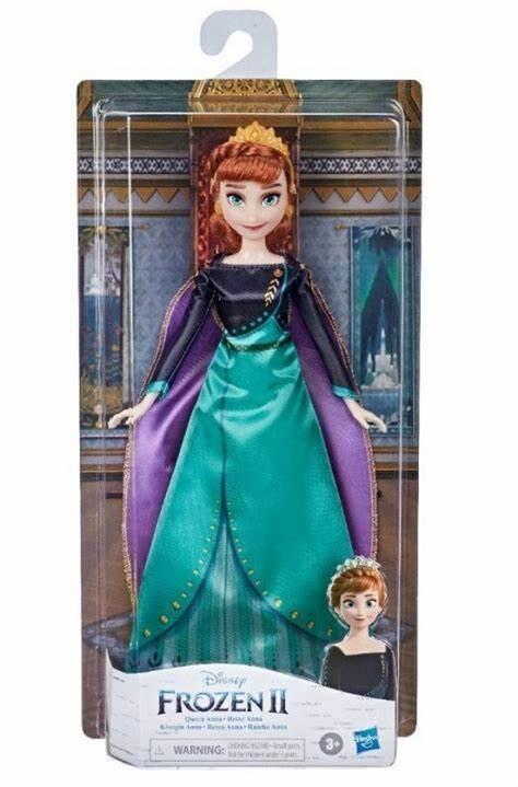 Poupée Anna - La Reine des neiges 2