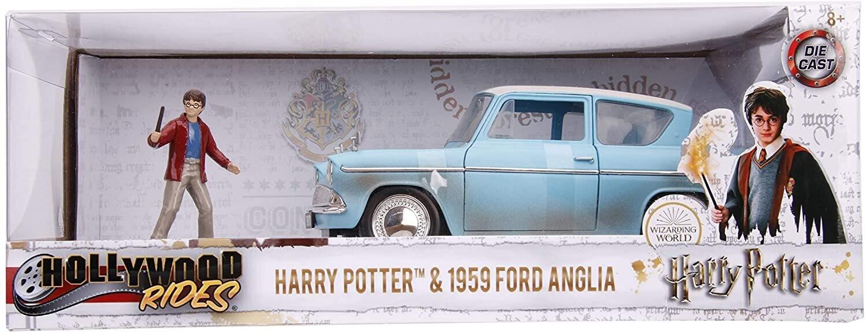 JADA - Harry Potter & 1959 Ford Anglia (1:24)