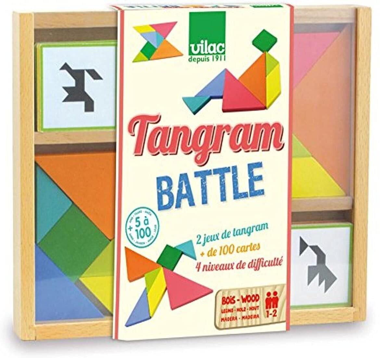 Vilac - Tangram Battle