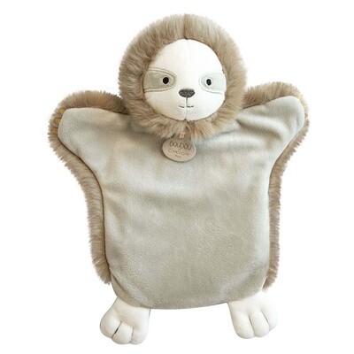 Doudou Marionnette Paresseux