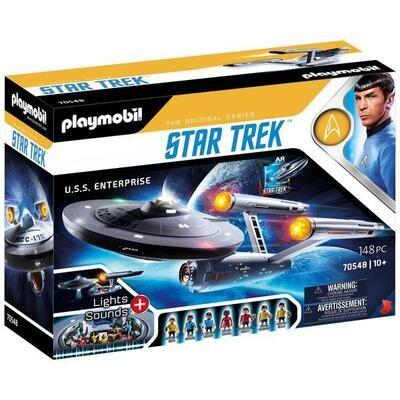 Playmobil Star Trek - U.S.S. Enterprise NCC-1701