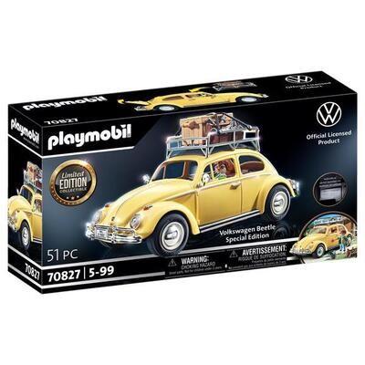 Playmobil Volkswagen - Coccinelle édition limitée