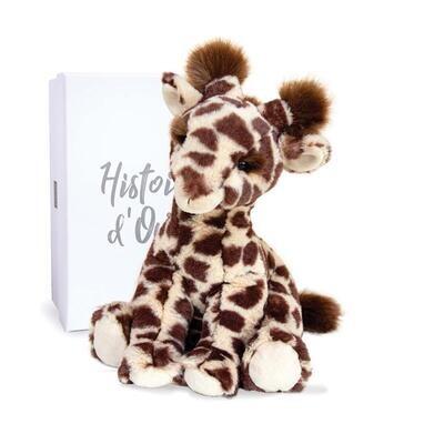 Peluche Lisi la Girafe marron - 25 cm