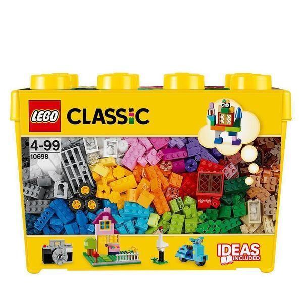 LEGO® Classic Boîte de briques créatives deluxe