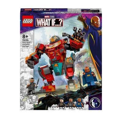 LEGO® Marvel Super Heroes - L'armure sakaarienne d'Iron Man de Tony Stark