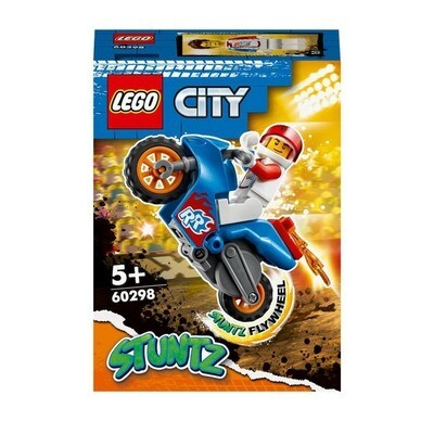 LEGO® City - La moto de cascade Fusée