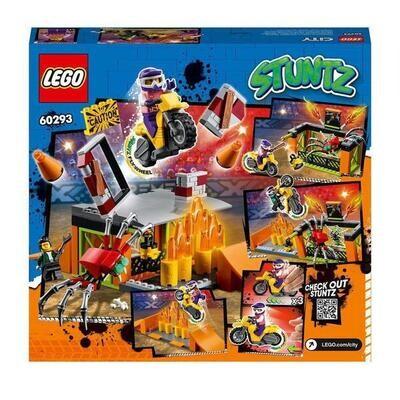 LEGO® City - L'aire d'entraînement des cascadeurs
