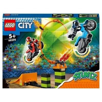 LEGO® City - Le spectacle des cascadeurs