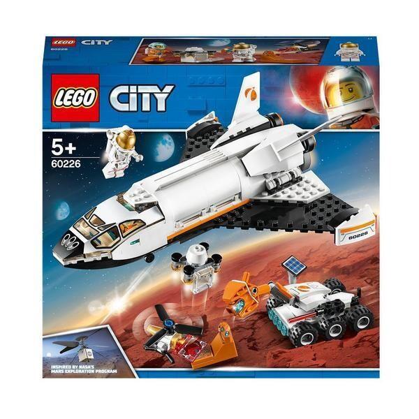 LEGO® City - la navette spatiale