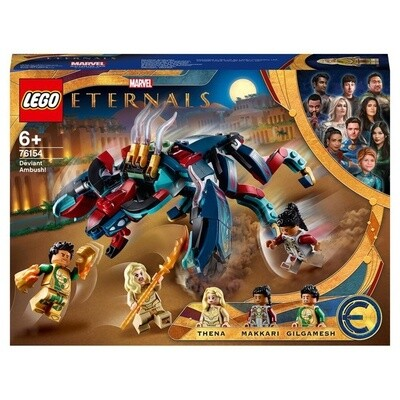 LEGO® Marvel Avengers - L'embuscade du Déviant !