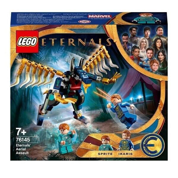 LEGO® Marvel Avengers - L'attaque aérienne des Éternels