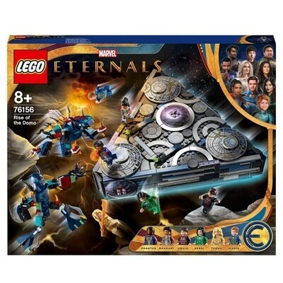 LEGO® Marvel Avengers -L'ascension du Domo