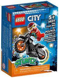 LEGO® City - La moto de cascade de Feu