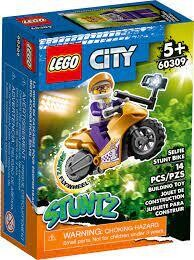 LEGO® City La moto de cascade Selfie