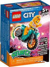 LEGO® City - La moto de cascade du Poulet