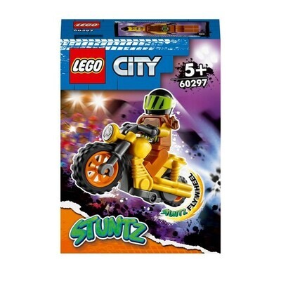 LEGO® City - La moto de cascade Démolition