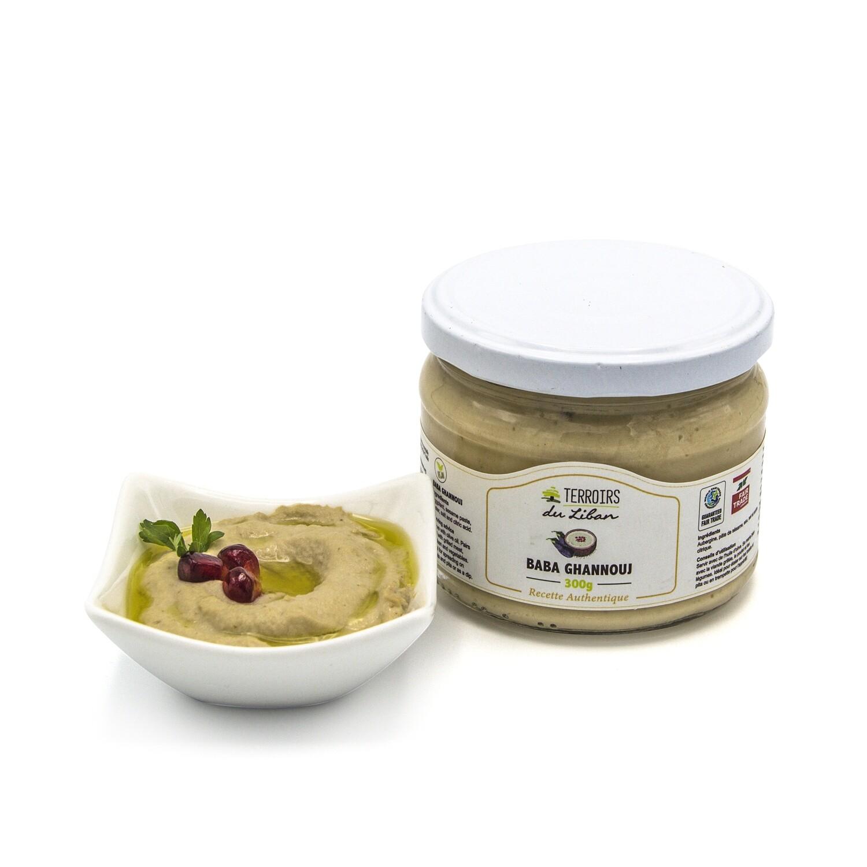 Baba ghanouj - Caviar D'Aubergines 300g